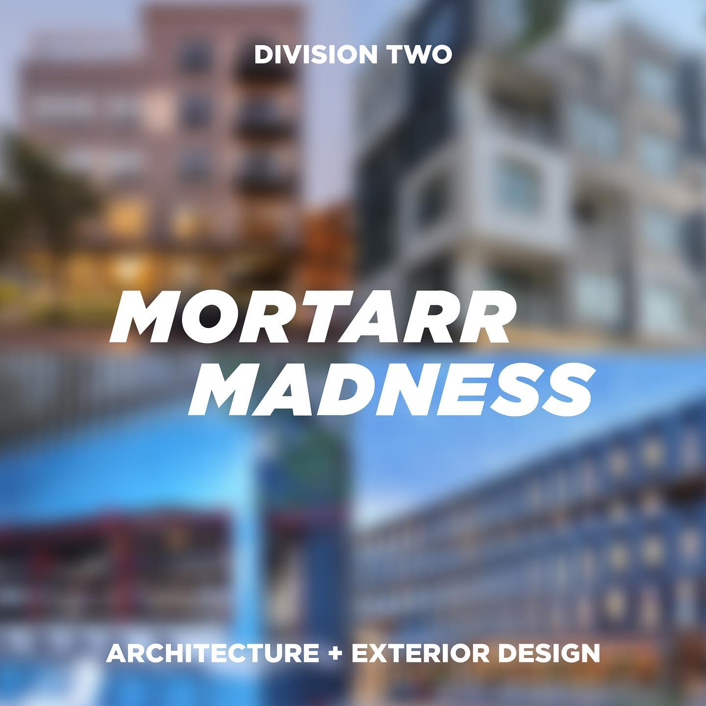 Let the Mortarr Madness begin! Link in our story to cast your vote for The Archer to win for best Architecture + Exterior Design! And don't forget to share so others can vote too!•••#djrarchitecture #mortarrmadness #sweetsixteen