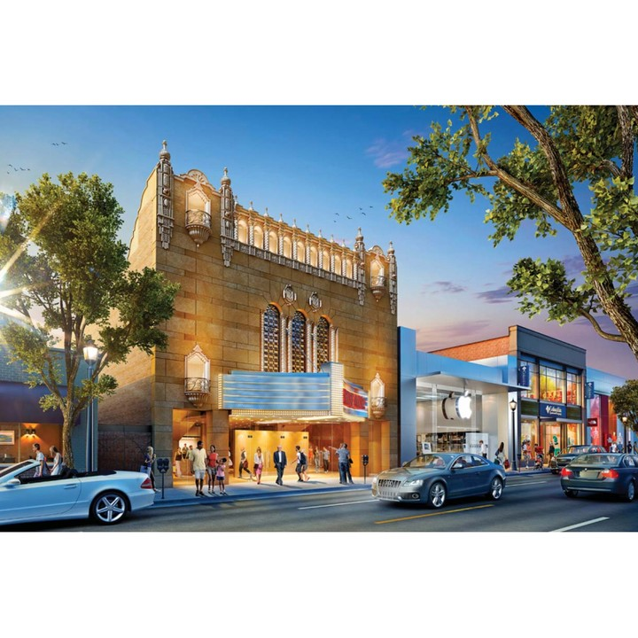 """The theater """"may soon shine again""""...#djrarchitecture #theater #uptown #historicpreservation #coolproject #startribune"""