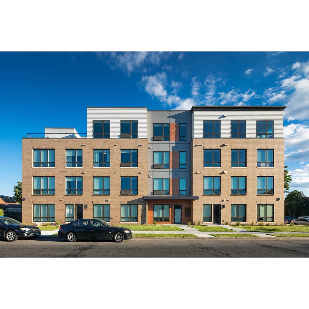 The Central   Minneapolis, MN   2018....#djrarchitecture #thecentralapartments #peterjsieger
