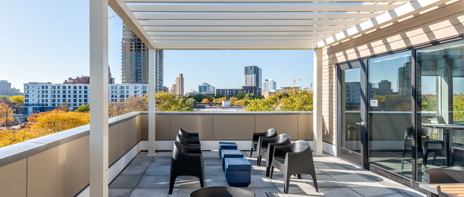 The Archer Rooftop Deck